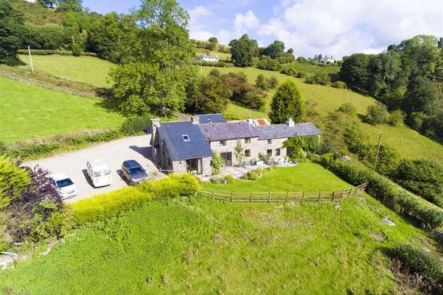 5 bed detached house for sale in Bwlch-Y-Ddar, Llangedwyn, Oswestry