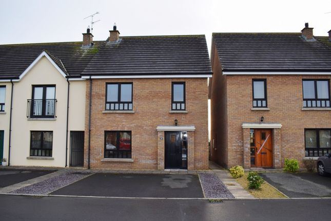 Thumbnail Town house for sale in Butlers Wharf, Derry/Londonderry