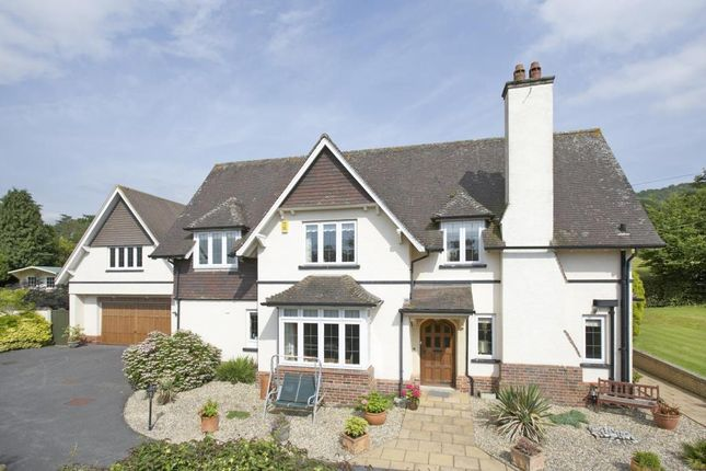 4 bed detached house to rent in Redwood Road, Sidmouth, Devon EX10