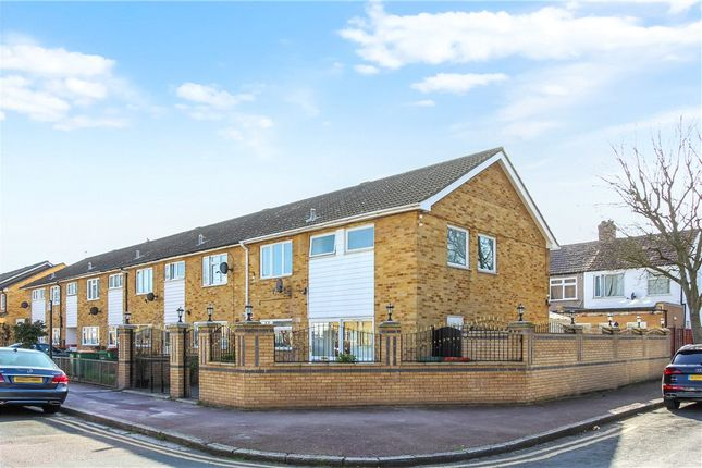 4 bed terraced house for sale in Alverstone Road, Manor Park, London E12