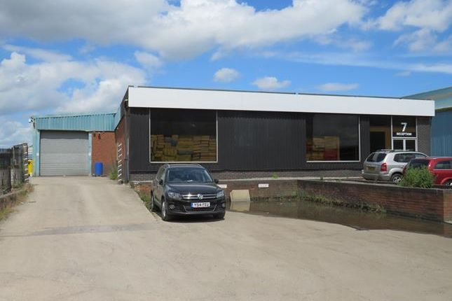 Thumbnail Light industrial to let in Sterling Business Park, Park Farm Road, Foxhills Industrial Estate, Scunthorpe, North Lincolnshire