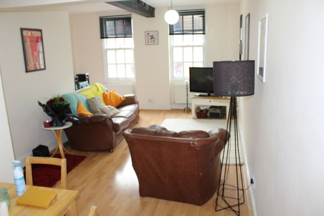 Thumbnail Flat to rent in Caroline St, Birmingham