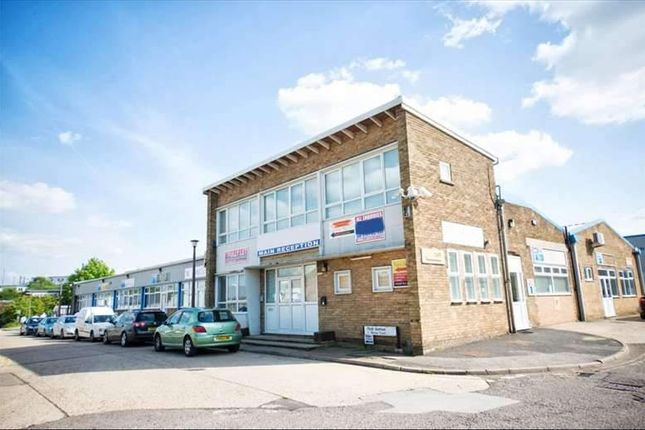 Serviced office to let in Denbigh Industrial Estate, Second Avenue, Bletchley, Milton Keynes