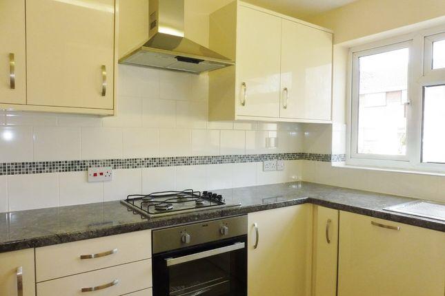Thumbnail Terraced house to rent in Keast Walk, Gosport