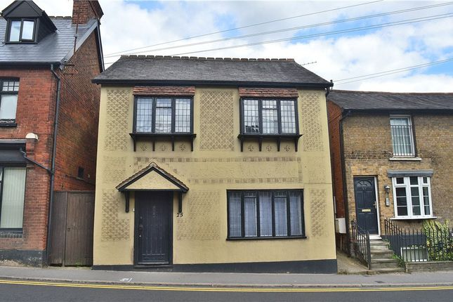 Thumbnail Detached house for sale in Silver Street, Stansted
