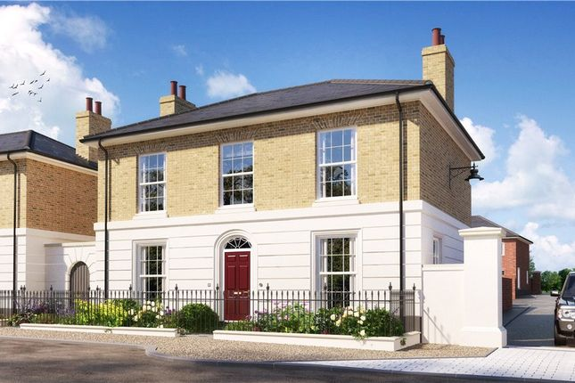 Thumbnail Detached house for sale in Halstock Street, Poundbury, Dorchester, Dorset