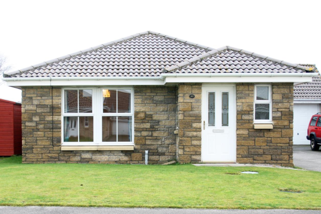 Thumbnail Detached bungalow to rent in Osprey Crescent, Nairn, 5LG