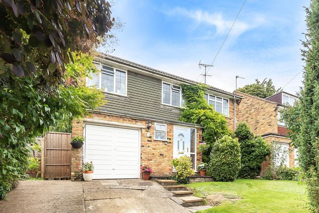 Thumbnail Detached house for sale in Rye View, High Wycombe