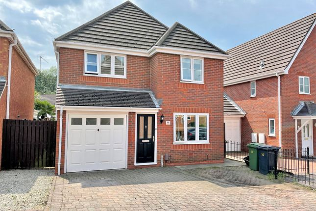 4 bed detached house for sale in Coriander Way, Whiteley, Fareham PO15