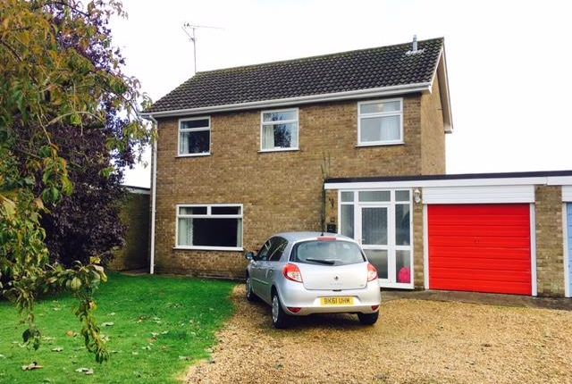 Thumbnail Detached house to rent in Fir Tree Drive, West Winch, King's Lynn