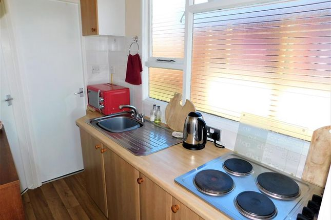 Kitchen of Mablethorpe Chalet Park, Links Avenue, Mablethorpe LN12