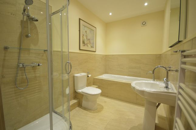 Bathroom of Dane Manor Barn, Northwich Road, Lower Whitley WA4