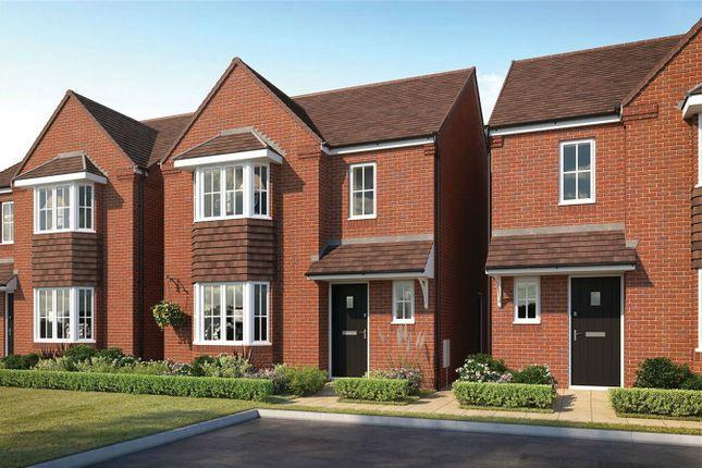 Thumbnail Semi-detached house for sale in The Campton, Manor House Park, Biddenham