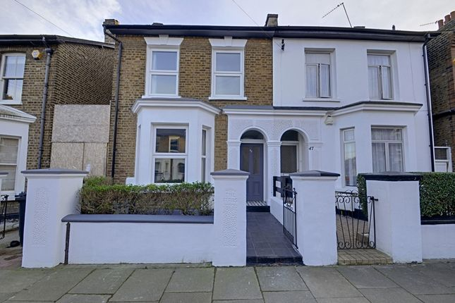 Thumbnail Terraced house to rent in Chaucer Road, London
