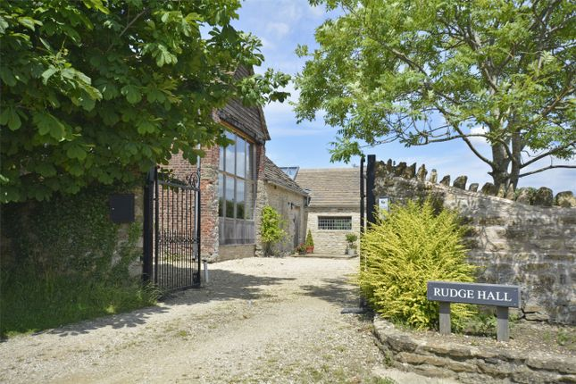 Thumbnail Barn conversion for sale in Rudge Hall, Rudge Hill, Rudge, Somerset