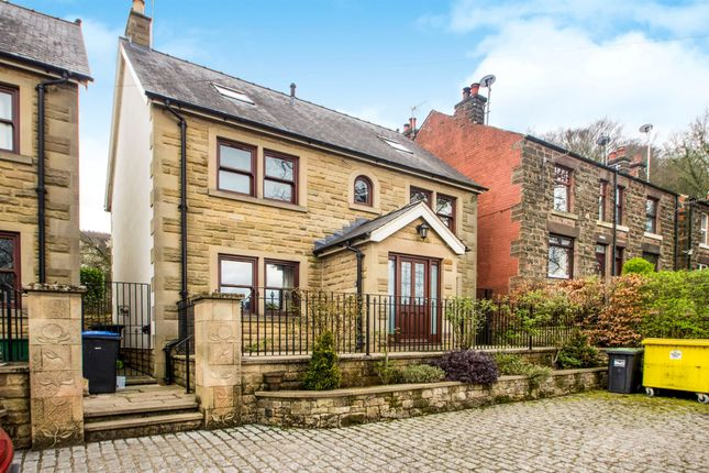 Thumbnail 5 bed detached house for sale in Dale Road North, Darley Dale, Matlock