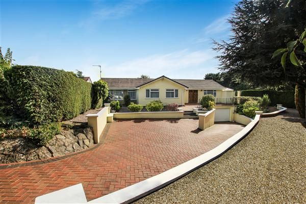 Thumbnail Bungalow for sale in Orford Close, Christchurch