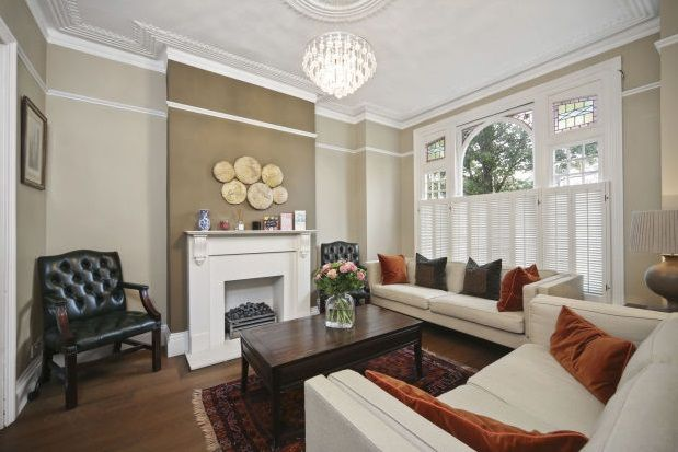 Thumbnail Property to rent in Foskett Road, London