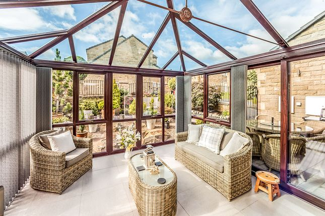 Thumbnail Detached house for sale in Scape View, Golcar, Huddersfield, West Yorkshire