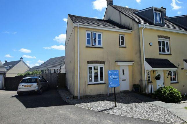 End terrace house for sale in Robin Drive, Launceston