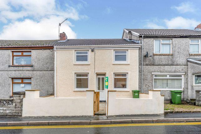 Thumbnail Terraced house for sale in Hill Street, Rhymney, Tredegar
