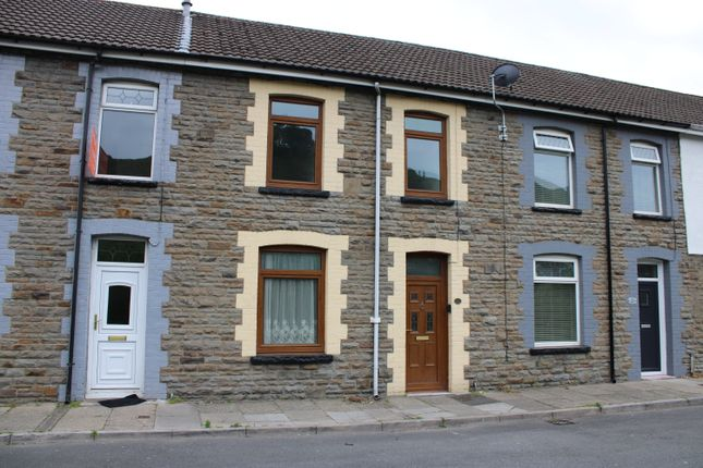 Thumbnail Terraced house for sale in Standard Terrace, Ynyshir