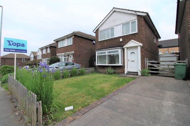 Thumbnail Detached house for sale in Eightlands Lane, Bramley, Leeds