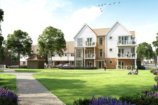 2 bed flat for sale in Holborough Lakes, Manley Boulevard, Snodland, Kent ME6