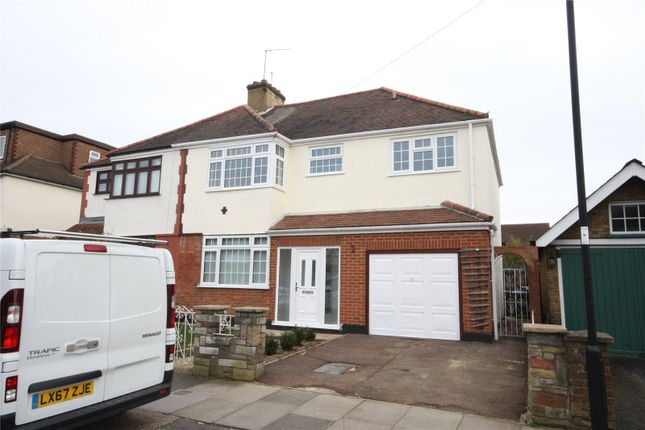 Thumbnail Semi-detached house to rent in Layard Road, Enfield, Middlesex