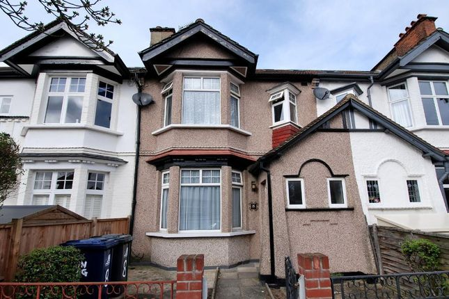 Thumbnail Terraced house for sale in Newland Gardens, Ealing, London