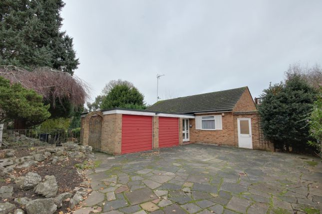 Thumbnail Detached bungalow for sale in Deepdene Court, Grange Park