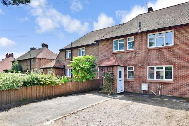 Thumbnail Terraced house for sale in Fermor Road, Crowborough, East Sussex