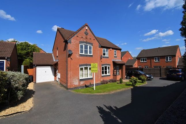 Thumbnail Semi-detached house for sale in 30 St Marks Drive, Wellington, Telford