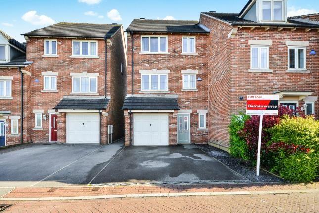 Thumbnail Semi-detached house for sale in Butlerwood Close, Kirkby In Ashfield, Nottingham, Nottinghamshire