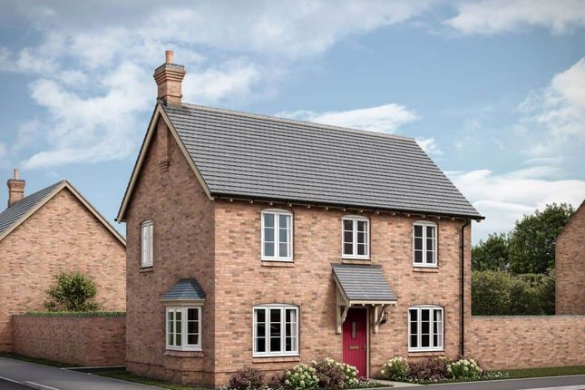 """Detached house for sale in """"The Ford 4th Edition"""" at Davidsons At Wellington Place, Leicester Road, Market Harborough"""