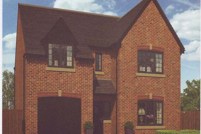 Thumbnail Detached house for sale in Blagdon Lane, Cramlington