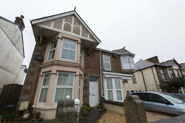Thumbnail Flat for sale in 101, Mount Ambrose, Redruth, Cornwall
