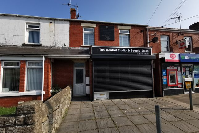 Flat for sale in Heol Fach, North Cornelly