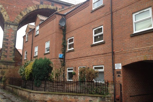 1 bed flat to rent in Manor House Mews, High Street, Yarm TS15