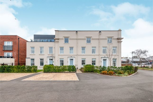 Thumbnail Penthouse for sale in Green Hall, Lichfield Road, Stafford