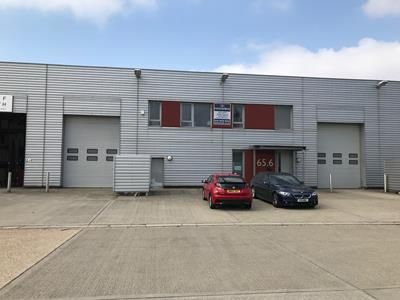 Thumbnail Light industrial to let in 65.6 Sienna Park, White Hart Avenue, Thamesmead, London