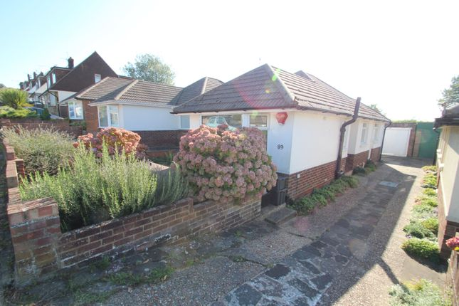 Thumbnail Bungalow to rent in Graham Crescent, Portslade