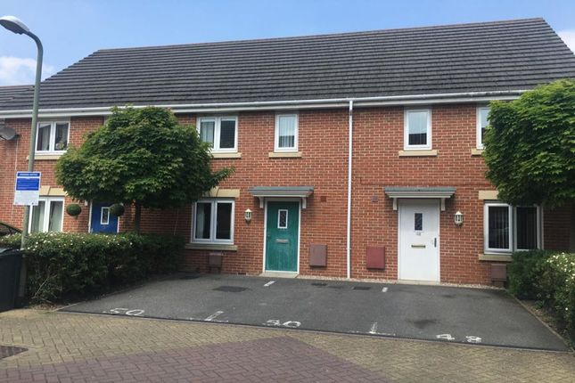 Thumbnail Semi-detached house to rent in Little Hackets, Havant