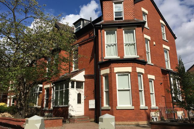 Thumbnail Flat to rent in Peel Moat Road, Heaton Moor, Stockport, Greater Manchester