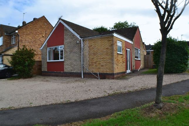 Thumbnail Detached bungalow to rent in Whitemoors Road, Stoke Golding, Nuneaton
