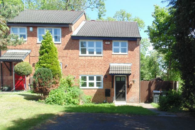 Thumbnail Semi-detached house for sale in Delancey Keep, Sutton Coldfield