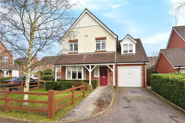4 bed detached house for sale in Barley Mead, Maidenhead, Berkshire