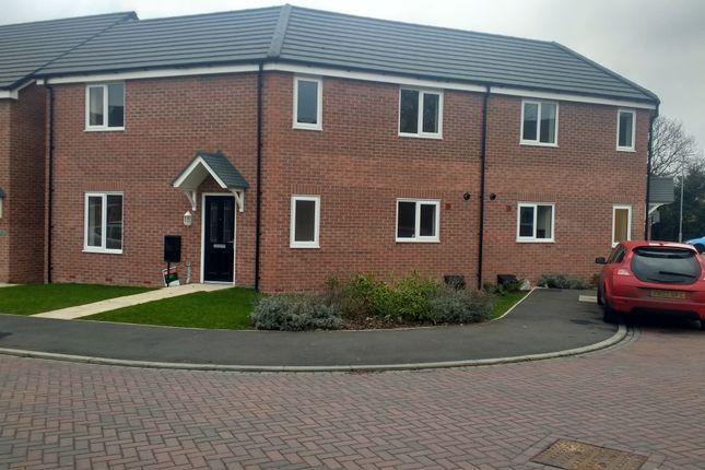 Thumbnail Semi-detached house to rent in Aspenwood Close, Bamber Bridge