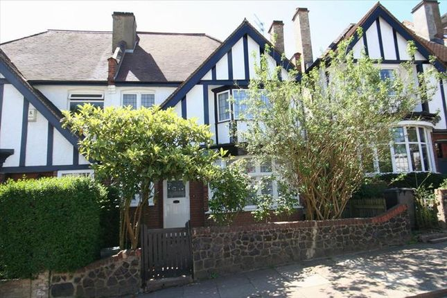 Thumbnail Semi-detached house to rent in Connaught Gardens, Muswell Hill, London