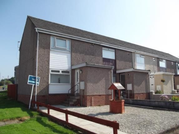 Thumbnail End terrace house for sale in Castleview Avenue, Galston, East Ayrshire